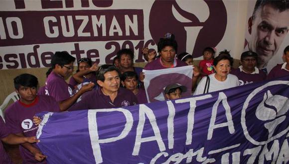 Todos por el Perú: listas en Tumbes y Piura no fueron admitidas