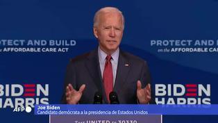 Joe Biden ya votó en las elecciones en EE.UU
