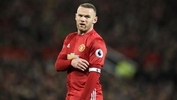 Manchester United: Wayne Rooney no se irá a Superliga China