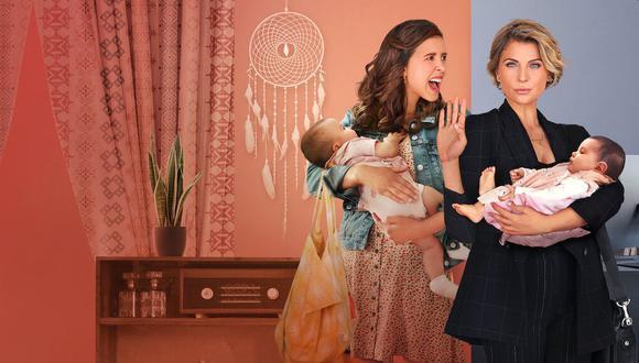 """""""Madre solo hay dos"""" se estrena esta semana en la plataforma virtual Netflix."""