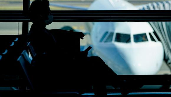 Bélgica cierra sus fronteras a viajeros de Brasil, India y Sudáfrica para evitar propagación de variantes del coronavirus. (Foto: Kenzo TRIBOUILLARD / AFP).