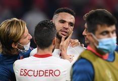 El desconsuelo de Youssef En-Nesyri  tras mano a mano errado ante Neuer | FOTOS