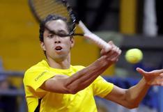 Daniel Galán venció a Leonardo Mayer y pone en ventaja a Colombia sobre Argentina por la Copa Davis