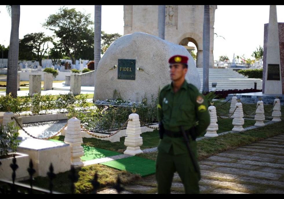 Así es el mausoleo del ex dictador cubano Fidel Castro - 4