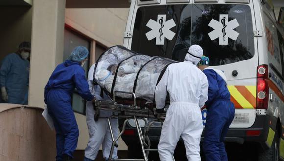 Coronavirus en México | Últimas noticias | Último minuto: reporte de infectados y muertos hoy, lunes 12 de julio del 2021 | Covid-19. (Foto: AP /Rebecca Blackwell).