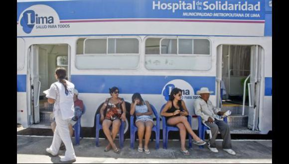 Minsa evaluará la viabilidad de hospitales de la Solidaridad
