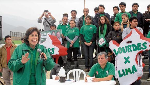 Lourdes Flores Nano solicitó a Barata que la empresa Odebrecht respaldase económicamente su campaña a la Alcaldía de Lima, según el testimonio de Trindade Serra.  (Foto: PPC)