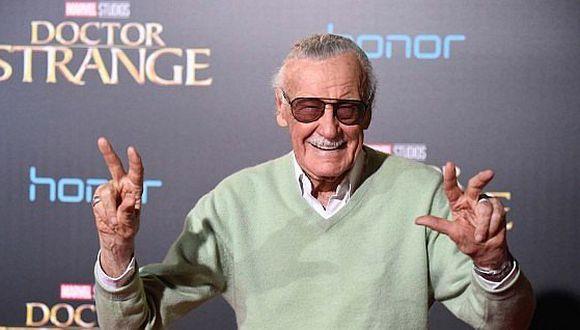Se estima que Stan Lee dejó en su haber más de 300 personajes, entre los que destacan los del Universo Marvel. (Foto: Agencia)