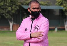 Teddy Cardama fue cesado como técnico de Sport Boys