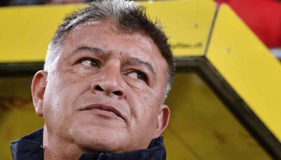 Claudio Borghi descartado por la Federación de Colombia como posible entrenador de la selección. (Foto: AFP)