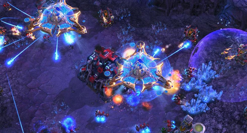 StarCraft II es uno de los juegos más populares en el mundo. (Blizzard Entertainment)