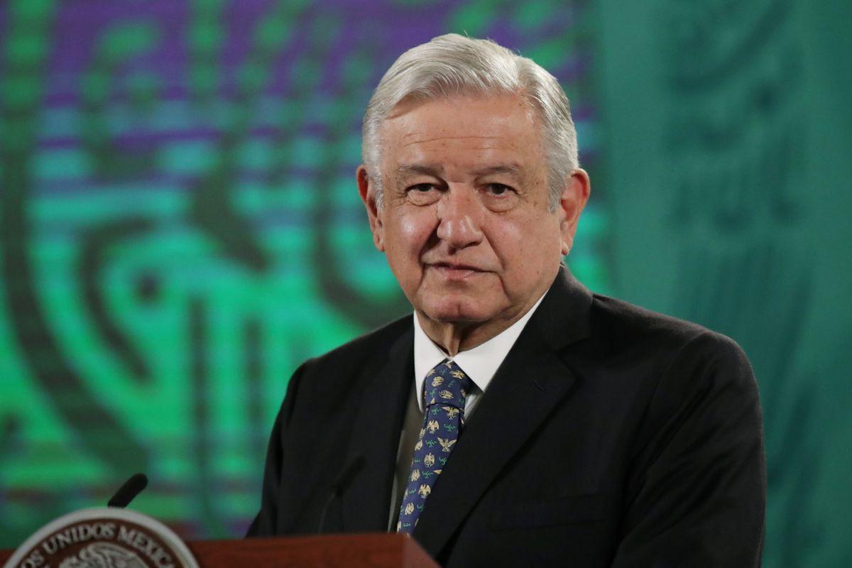 President of Mexico, Andrés Manuel López Obrador (AMLO)