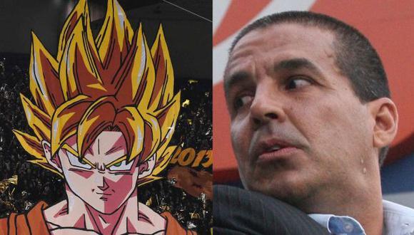 """Gonzalo Núñez enfiló sus críticas contra """"Dragon Ball"""". (Fotos: Agencias/El Comercio)"""
