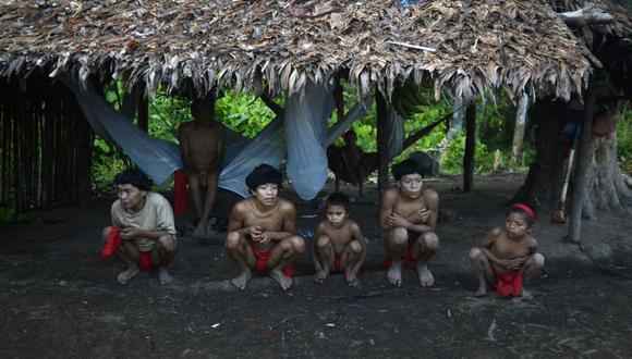 La noticia suscita preocupación sobre el impacto del coronavirus en las tribus amazónicas. (Foto referencial: LEO RAMIREZ / AFP).