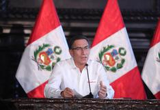 Martín Vizcarra pide al Congreso no apresurarse en elección de magistrados del TC