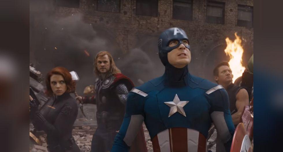 The Avengers (Foto: Marvel)