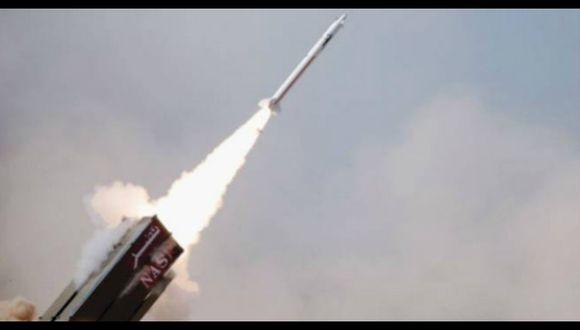Pakistán lanzó un misil con capacidad nuclear