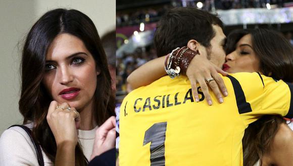 Iker Casillas y Sara Carbonero anuncian su separación. (Foto: EFE)
