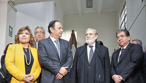 Proceso de entrevistas para candidatos a integrar la JNJ arrancó el pasado jueves 26 de diciembre. (Foto: GEC)