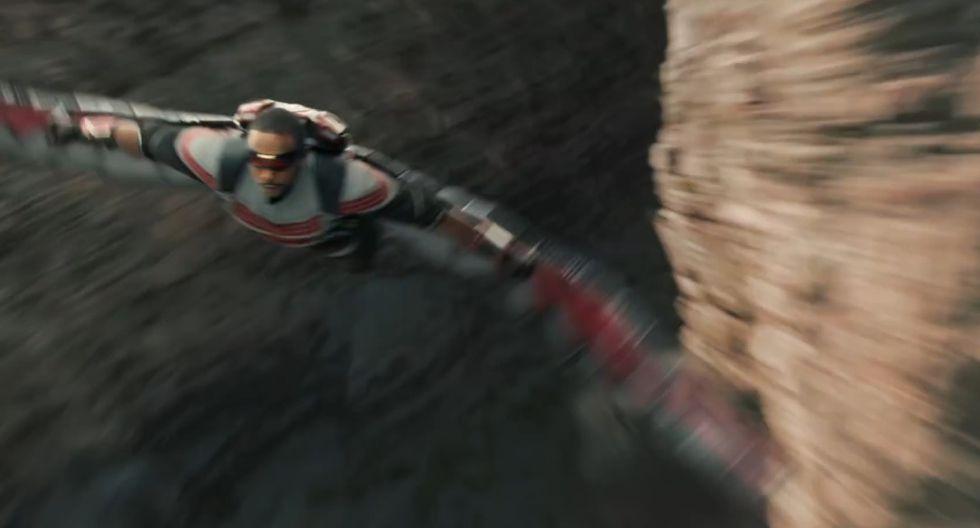 """""""Wandavision"""", """"Falcon and the Winter Soldier"""" y """"Loki""""; series de Disney+ de próximo estreno. Foto: Difusión."""