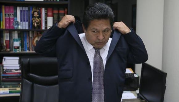 El 54% rechaza elección de Ramos como Fiscal de la Nación