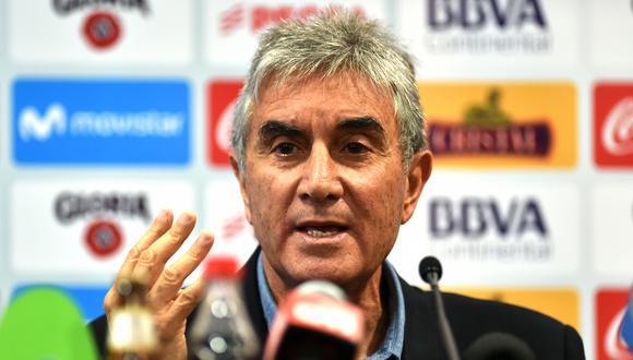 Juan Carlos Oblitas, ex integrante de la selección peruana, actualmente trabaja como Gerente Deportivo en la FPF. (Foto: AFP)