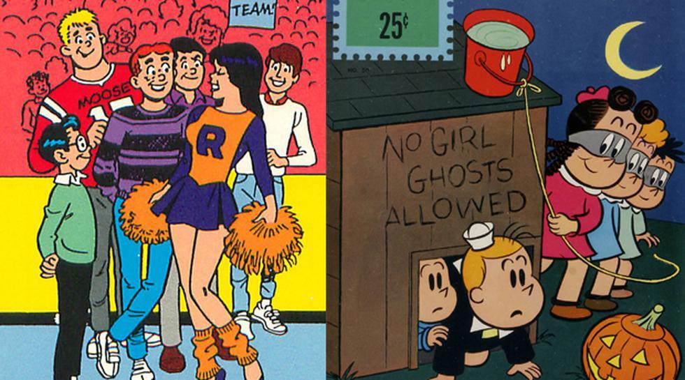 Cinco historietas que marcaron nuestra infancia y juventud - 1