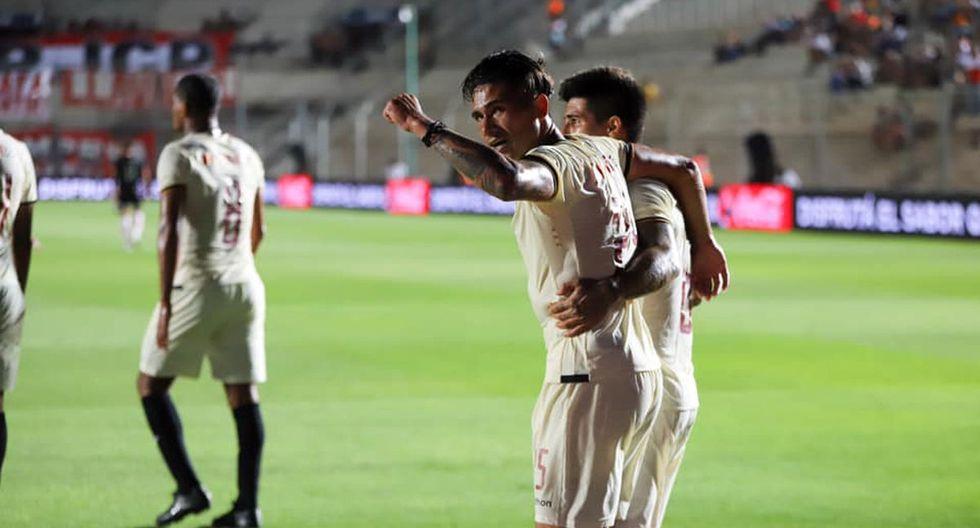 Seguir Universitario vs. Cerro Largo en vivo: el equipo comandado por Gregorio Pérez desea darle una alegría a la hinchada crema. (Facebook: @Universitario)