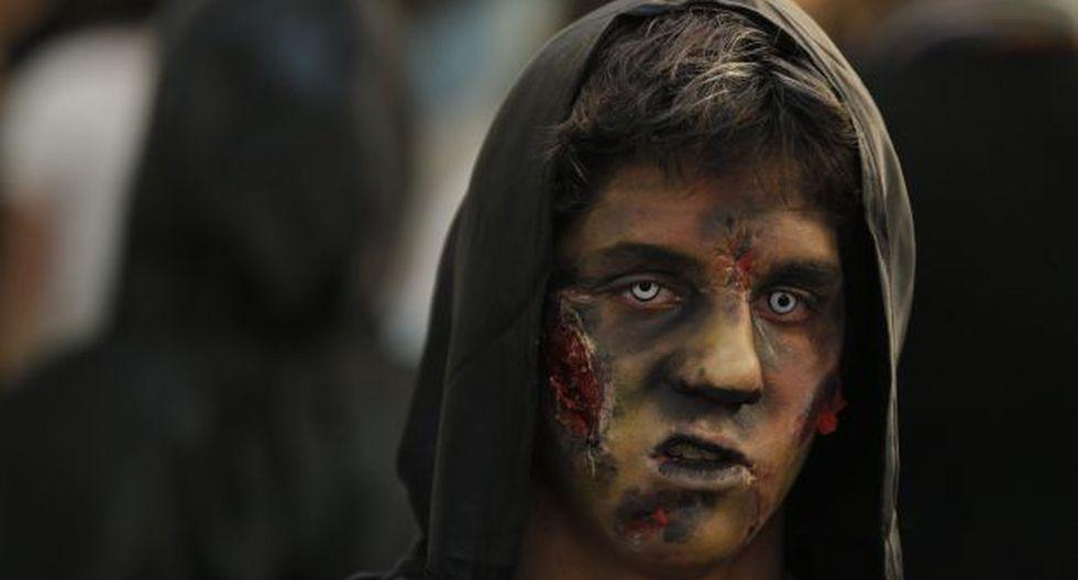 ¿Disfraz para Halloween? Cuidado con usar cosméticos bamba