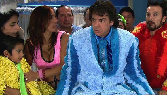 La Familia P. Luche fue una serie que estuvo al aire por 10 años y tuvo un alto nivel de audiencia (Foto: Televisa)