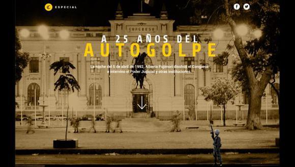 5 de abril: El autogolpe Fujimori, 25 años después [ESPECIAL]