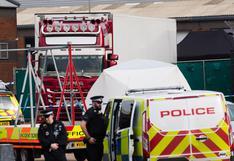 Reino Unido: cuatro hombres reciben duras penas por la muerte de 39 migrantes vietnamitas
