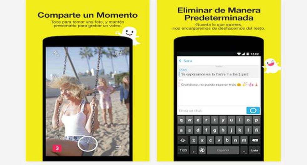 Snapchat: Conoce más acerca de esta aplicación (VIDEO)