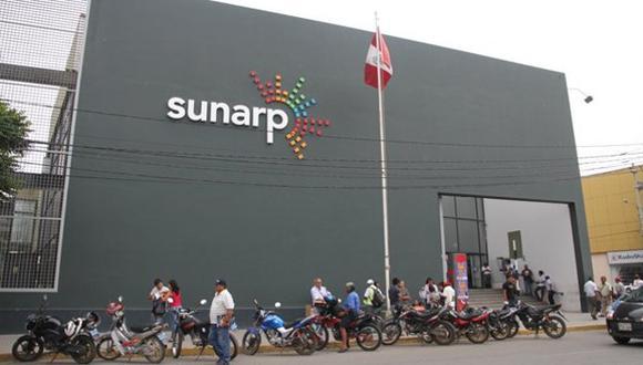 Sunarp confirmó que dos de los detenidos en operativo en Puente Piedra son sus trabajadores. (Foto: Andina)