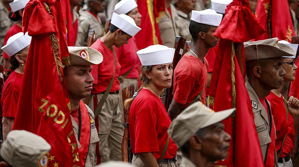 El medio millón de civiles armados de Nicolás Maduro [FOTOS] - 7