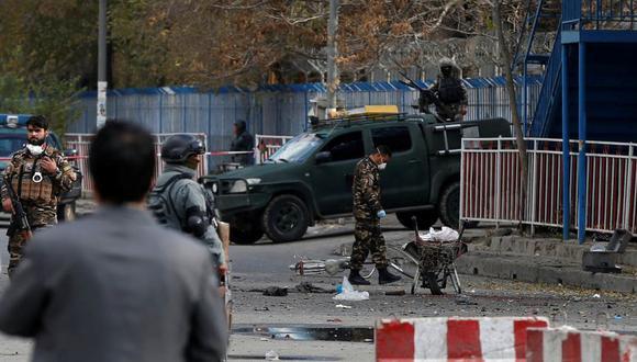 Afganistán: Atentado suicida deja al menos 6 muertos en Kabul. (Reuters)