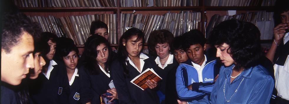 La historia y el retorno de los corresponsales escolares de El Comercio