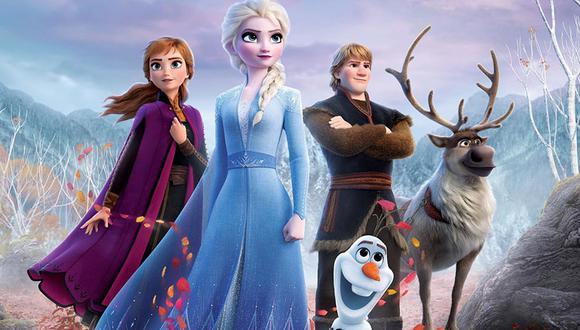 """""""Mucho más allá: así se hizo Frozen 2"""", el documental sobre la película animada, llega este viernes a Disney+. (Foto: Disney)"""