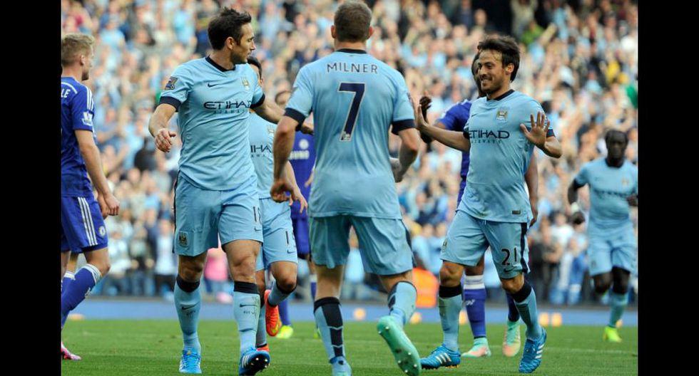Frank Lampard y su tristeza tras anotarle al Chelsea - 6