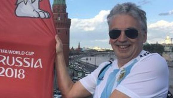 Detienen en Argentina al pediatra Ricardo Russo, del hospital Juan P. Garrahan, que usaba a niños para producir pornografía infantil.