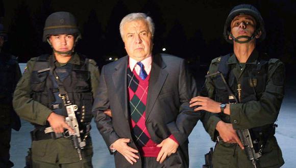 Cartel de Cali. Gilberto Rodríguez Orejuela, conocido como 'El Ajedrecista', fue el líder de esta banda criminal. Fue extraditado a EE.UU. en 2004. (Reuters)