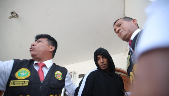 Entre los implicados están dos futbolistas de los clubes deportivos Alianza Lima y Sport Boys (Fotos Giancarlo Ávila)