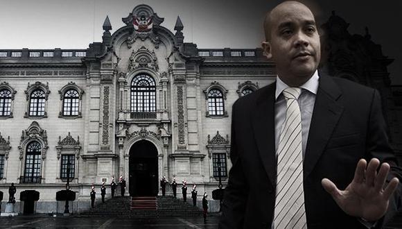 Roy Gates: ¿quién es el asesor jurídico de Ollanta Humala?