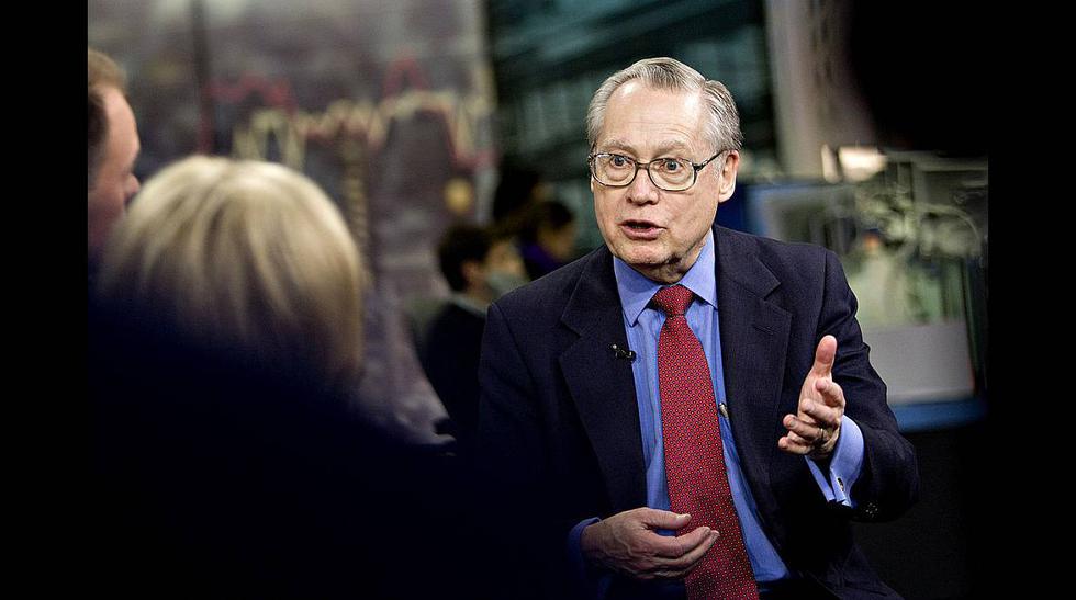 Dan Fuss, vicepresidente en Loomis Sayles. Los rendimientos de la nota de referencia del Tesoro a 10 años probablemente suban a entre 2,6% y 2,8% para fines del 2016, manifiesta Fuss, aunque advierte que las actuales turbulencias geopolític