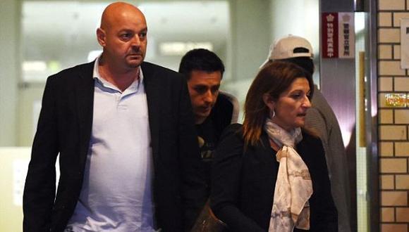 """Padre de Bianchi: """"Nos pueden avisar su muerte en cada llamada"""""""