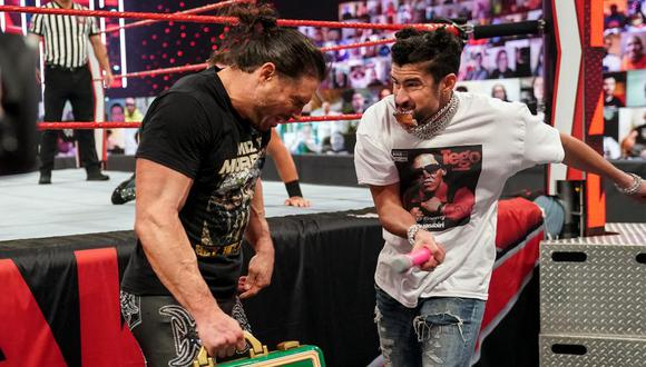 Bad Bunny es el actual campeón 24/7 y se espera que tenga participación en el Elimination Chamber (WWE)