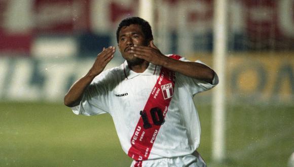 Roberto Palacios es para muchos hinchas el '10' más querido. Jugó en cinco Eliminatorias. (Foto: Archivo GEC)