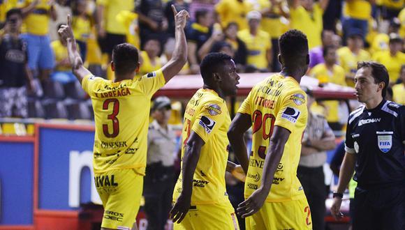 Barcelona SC recibirá a Alianza Lima por la Noche Amarilla 2019. (Foto: Facebook Barcelona SC)