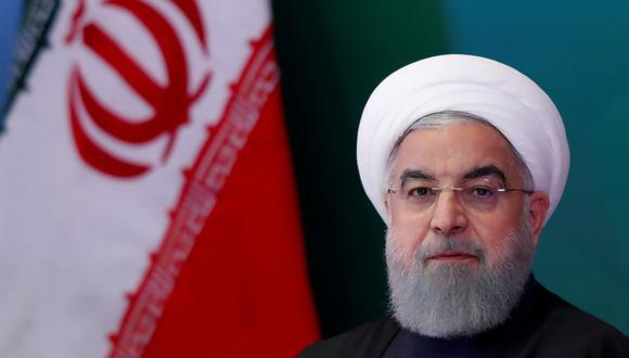 Hasan Rohani, presidente de Irán. (Reuters).