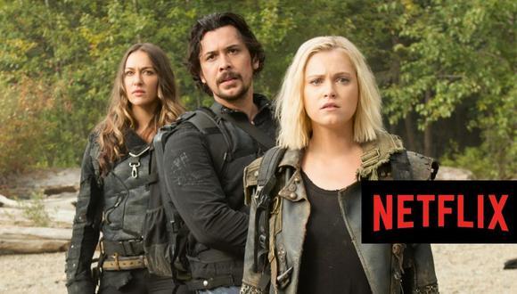 """La sexta temporada de """"The 100"""" es uno de los principales estrenos del fin de semana en Netflix (Foto: The CW)"""